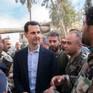 Tổng thống Bashar al-Assad đích thân thị sát tiền tuyến Đông Ghouta