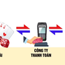 Kẽ hở hoạt động trung gian thanh toán dùng để đánh bạc