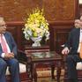 Chủ tịch nước tiếp Đại sứ Saudi Arabia tới chào kết thúc nhiệm kỳ