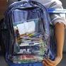 Học sinh Mỹ phải mang balo trong suốt ngăn nguy cơ xả súng