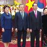 Chủ tịch nước hội đàm với Tổng thống Hàn Quốc Moon Jae-in