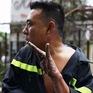 Vụ cháy chung cư Carina Plaza TP.HCM: Tình người trong hoạn nạn