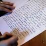 Thư viết tay lên ngôi trong thời đại số ở Italy