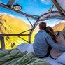 """Khách sạn lơ lửng giữa thung lũng khiến nhiều du khách """"thót tim"""""""