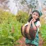 """Bộ ảnh của cô bé 5 tuổi """"đốn tim"""" cư dân mạng"""