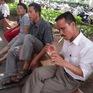 Gần 50% nam giới Việt Nam hút thuốc lá