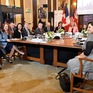 Khai mạc Hội nghị Bộ trưởng Ngoại giao và An ninh G7