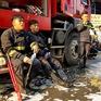 Sự hy sinh thầm lặng của những người lính cứu hỏa trong đám cháy trung cư Carina
