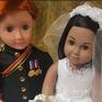 Anh: Búp bê Hoàng tử Harry và hôn thê hút hàng trước lễ cưới