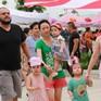Những lưu ý khi đưa trẻ đi chơi cùng gia đình vào các dịp lễ