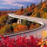 Khung cảnh ngoạn mục của những con đường đẹp nhất thế giới