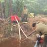 Tiềm ẩn nguy cơ cháy cao tại rừng U Minh Hạ, Cà Mau