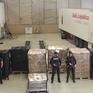 Tây Ban Nha thu giữ lượng cocaine kỷ lục