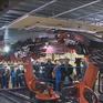 Nhật Bản dùng robot xây nhà 30 tầng