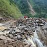 Sạt lở đá ở Sơn La, 2 người thiệt mạng
