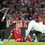 Bayern Munich thiệt đơn, thiệt kép trước màn tái đấu Real