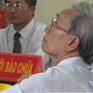 Nguyễn Khắc Thủy tự nguyện đến trại tạm giam thi hành bản án 3 năm tù vì tội dâm ô trẻ em
