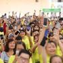 Hơn 1.000 tình nguyện viên tham gia lễ phát động chiến dịch Tiêu dùng sản phẩm xanh