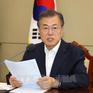 Tổng thống Hàn Quốc lên đường tới Mỹ