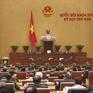 Kỳ họp thứ 5: Quốc hội thông qua 8 dự án Luật, Nghị quyết quan trọng
