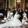 Hoàng gia Anh công bố ảnh cưới đẹp long lanh của Hoàng tử Harry và Meghan Markle