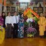 Trưởng ban Dân vận TƯ chúc mừng Hội đồng Trị sự Giáo hội Phật giáo Việt Nam nhân Lễ Phật đản