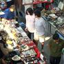 Phiên chợ đồ cổ độc đáo giữa lòng Sài Gòn