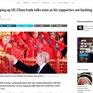 Thương mại Mỹ-Trung tiếp tục đứng trước thử thách