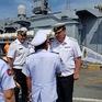 Ba tàu chiến của Nga cập cảng Campuchia