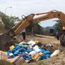 Tiêu hủy hàng trăm loại hàng hóa không rõ nguồn gốc tại Phú Yên