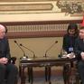 Chủ tịch UBND TP.HCM Nguyễn Thành Phong hội kiến Toàn quyền Australia