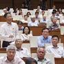 3 Bộ trưởng phát biểu giải trình trước Quốc hội