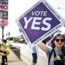 Đa số người dân Ireland đồng ý bỏ Luật Cấm phá thai