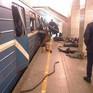 Cảnh báo đánh bom, Ukraine đóng cửa 5 ga điện ngầm