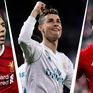 ĐHTB Champions League 2017/18: Đủ bộ Ronaldo, Messi và Salah