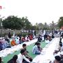 Nét văn hóa bữa ăn cộng đồng tại Trung Đông