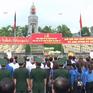 Điện Biên: An táng 25 hài cốt liệt sĩ hy sinh tại Lào