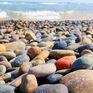Độc đáo bãi đá đầy màu sắc Cổ Thạch