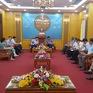 VTV và UBND tỉnh Ninh Bình họp rà soát công tác chuẩn bị cho ABU Robocon 2018