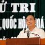 Thủ tướng: Cần tiếp tục tuyên truyền để người dân không kích động, gây ảnh hưởng đến trật tự an ninh xã hội