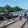 Lật tàu hỏa ở Kazakhstan, 1 người thiệt mạng