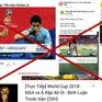 Bộ TT-TT sẽ xử lý nghiêm hành vi vi phạm bản quyền FIFA World Cup™ 2018