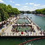 Dự án 1 tỷ EUR để thanh lọc sông Seine của Paris