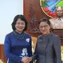 Việt Nam và Lào tăng cường hợp tác song phương