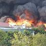Vụ cháy tại Công ty cổ phần Thông Quảng Ninh gây thiệt hại hơn 10 tỷ đồng