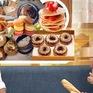 Câu chuyện cậu bé bụi đời trở thành chủ tiệm bánh