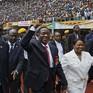 Nổ lớn tại sân vận động Zimbabwe