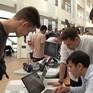 Sinh viên Việt Nam tại ĐH Công nghệ Paris đóng góp ý tưởng sáng tạo