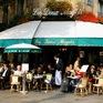 Pháp đề nghị công nhận cà phê vỉa hè Paris là di sản thế giới