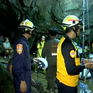 Thái Lan tìm kiếm nhóm thiếu niên mất tích trong hang động